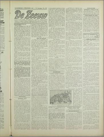 De Zeeuw. Christelijk-historisch nieuwsblad voor Zeeland 1943-02-04
