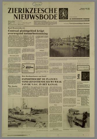 Zierikzeesche Nieuwsbode 1982-07-06