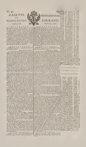 Middelburgsche Courant 1811-04-04