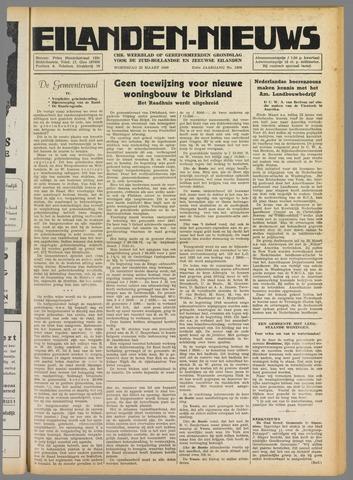Eilanden-nieuws. Christelijk streekblad op gereformeerde grondslag 1949-03-23