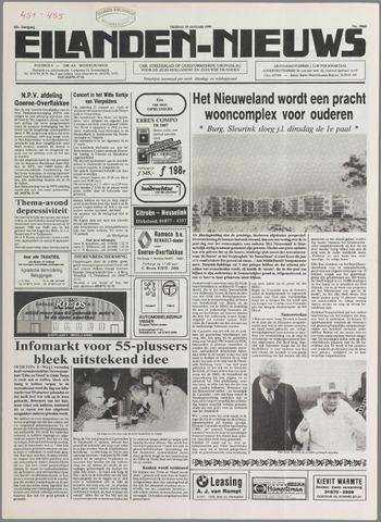Eilanden-nieuws. Christelijk streekblad op gereformeerde grondslag 1990-01-19