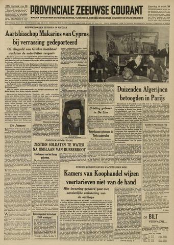 Provinciale Zeeuwse Courant 1956-03-10
