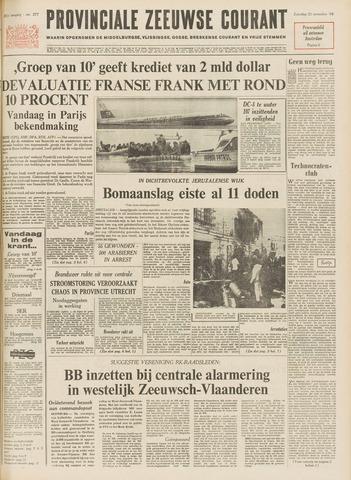 Provinciale Zeeuwse Courant 1968-11-23
