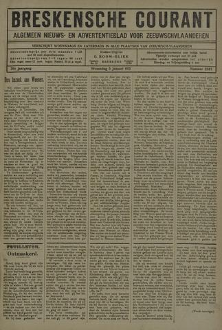 Breskensche Courant 1921-01-05
