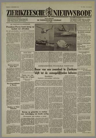 Zierikzeesche Nieuwsbode 1955-09-02