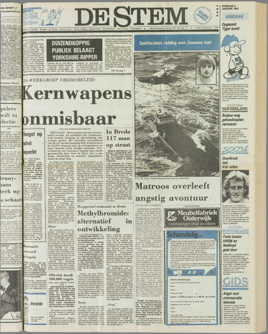 de Stem 1981-01-06