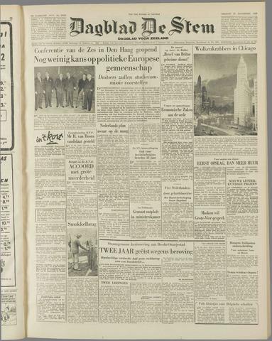 de Stem 1953-11-27