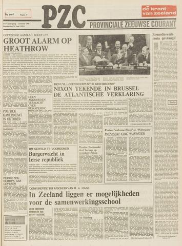 Provinciale Zeeuwse Courant 1974-06-27