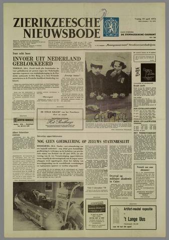 Zierikzeesche Nieuwsbode 1974-04-19