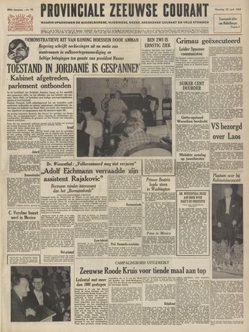Provinciale Zeeuwse Courant 1963-04-22