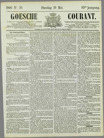 Goessche Courant 1896-05-19