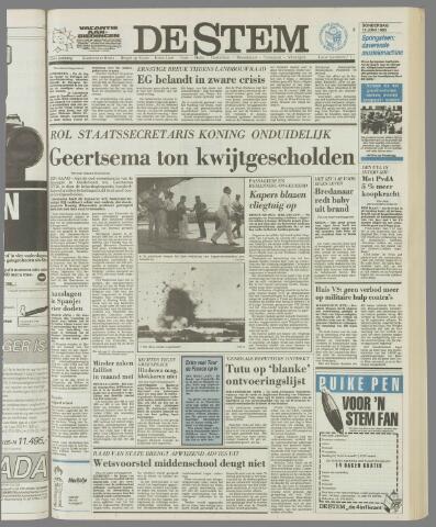 de Stem 1985-06-13