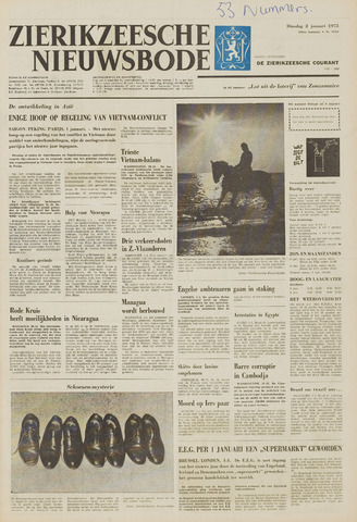 Zierikzeesche Nieuwsbode 1973