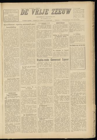 de Vrije Zeeuw 1947-08-07