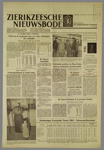 Zierikzeesche Nieuwsbode 1962-03-29