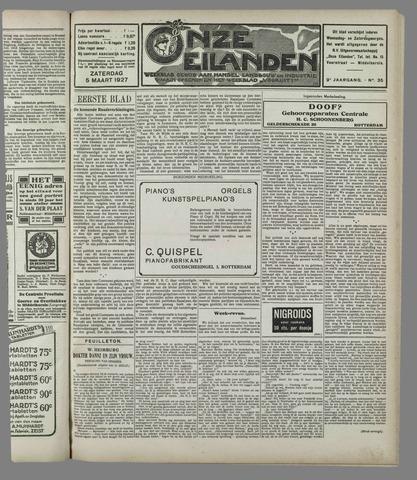 Onze Eilanden 1927-03-05