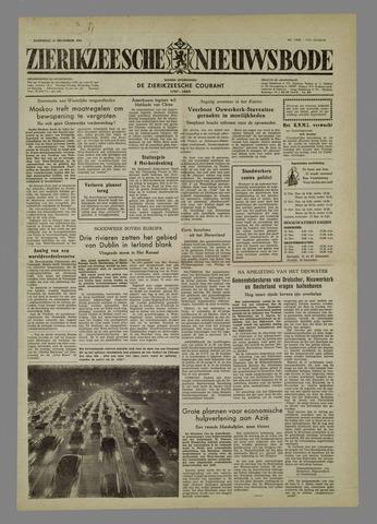 Zierikzeesche Nieuwsbode 1954-12-11