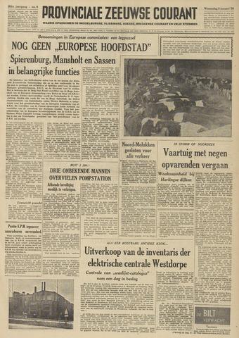 Provinciale Zeeuwse Courant 1958-01-08