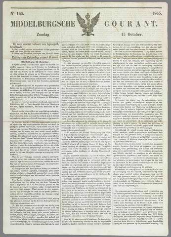 Middelburgsche Courant 1865-10-15