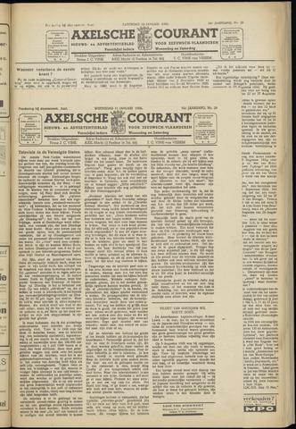 Axelsche Courant 1950-01-11