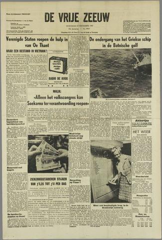 de Vrije Zeeuw 1966-12-21