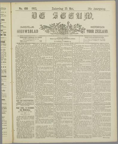 De Zeeuw. Christelijk-historisch nieuwsblad voor Zeeland 1912-05-25