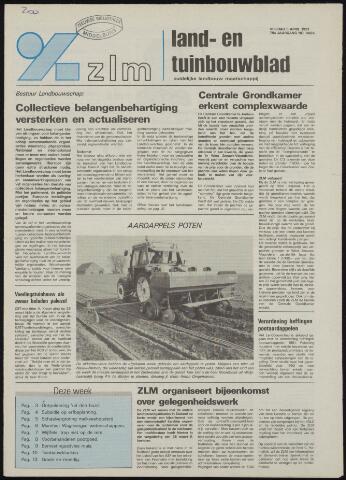 Zeeuwsch landbouwblad ... ZLM land- en tuinbouwblad 1991-04-05