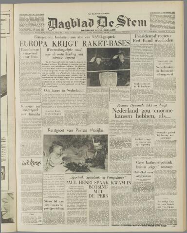 de Stem 1957-12-19