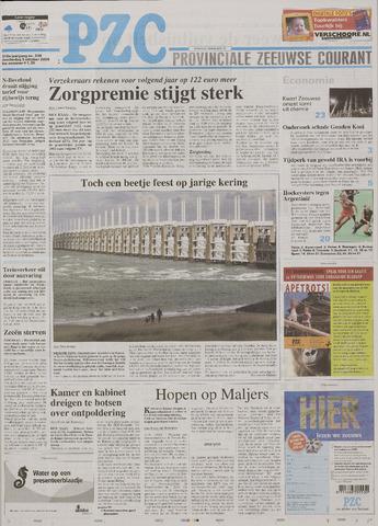 Provinciale Zeeuwse Courant 2006-10-05