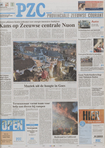 Provinciale Zeeuwse Courant 2005-09-30