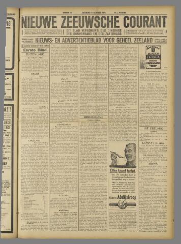 Nieuwe Zeeuwsche Courant 1924-10-11