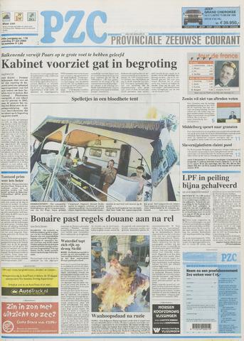 Provinciale Zeeuwse Courant 2002-07-27