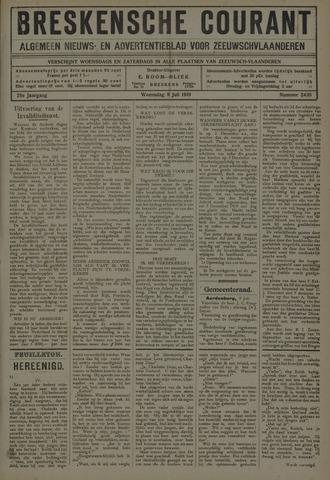 Breskensche Courant 1919-07-09