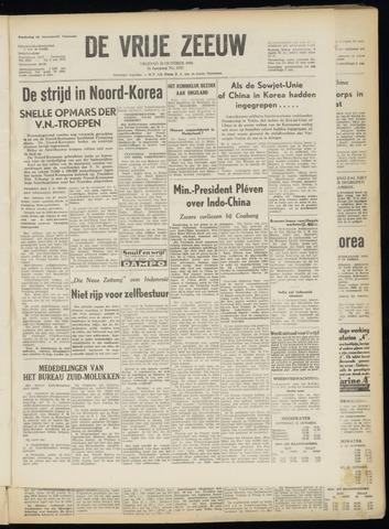 de Vrije Zeeuw 1950-10-20