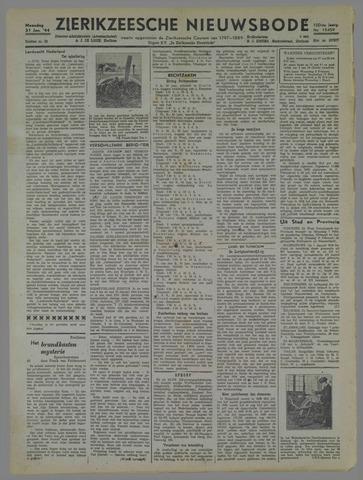 Zierikzeesche Nieuwsbode 1944-01-31