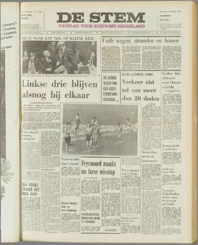 de Stem 1972-10-09