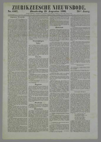 Zierikzeesche Nieuwsbode 1881-08-25