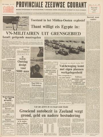 Provinciale Zeeuwse Courant 1967-05-19