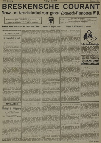 Breskensche Courant 1936-06-02