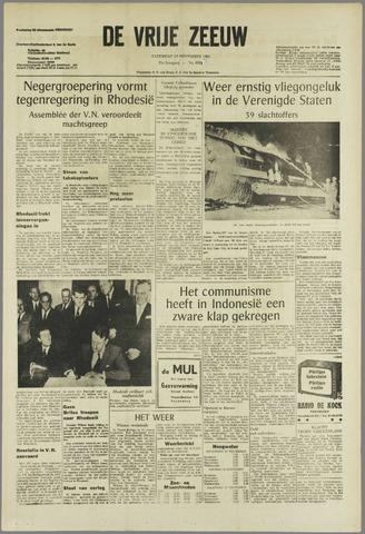 de Vrije Zeeuw 1965-11-13
