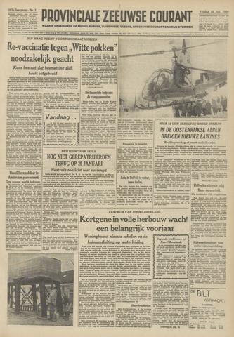 Provinciale Zeeuwse Courant 1954-01-15