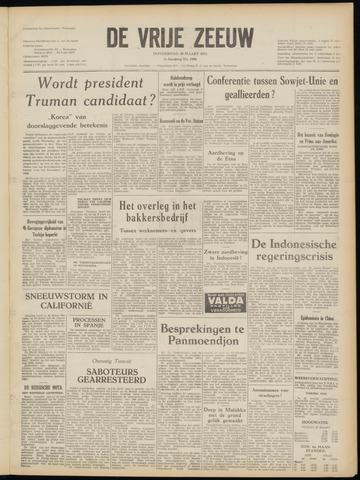 de Vrije Zeeuw 1952-03-20
