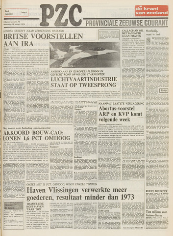 Provinciale Zeeuwse Courant 1975-01-15
