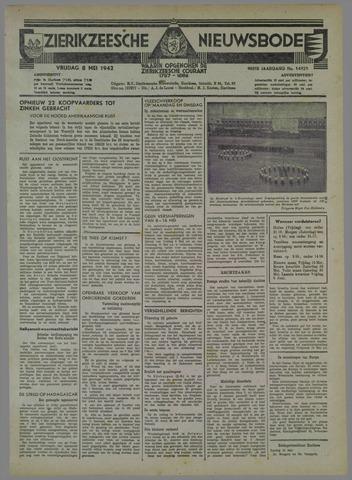 Zierikzeesche Nieuwsbode 1942-05-08