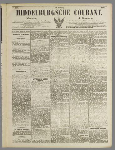Middelburgsche Courant 1905-12-04