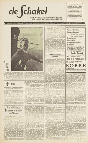 De Schakel 1956-08-03