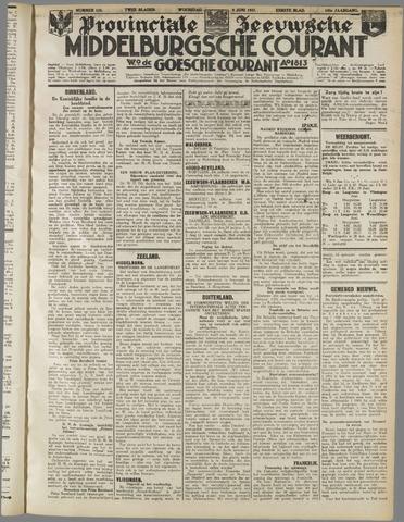Middelburgsche Courant 1937-06-09