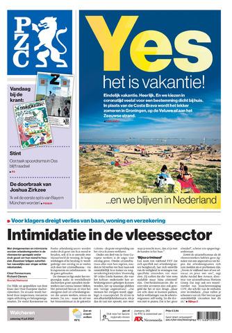 Provinciale Zeeuwse Courant 2020-07-11