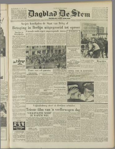 de Stem 1953-06-18