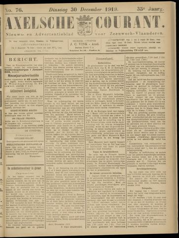 Axelsche Courant 1919-12-30